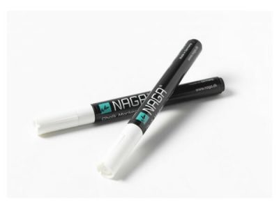 chalk marker (22111) white 2mm twin pack