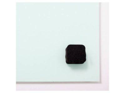 magnetic eraser (23901) 5 x 5cm 1 piece