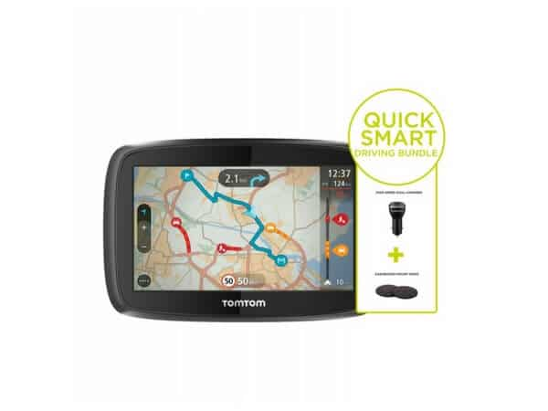 tomtom go 40 quick smart driving bundle