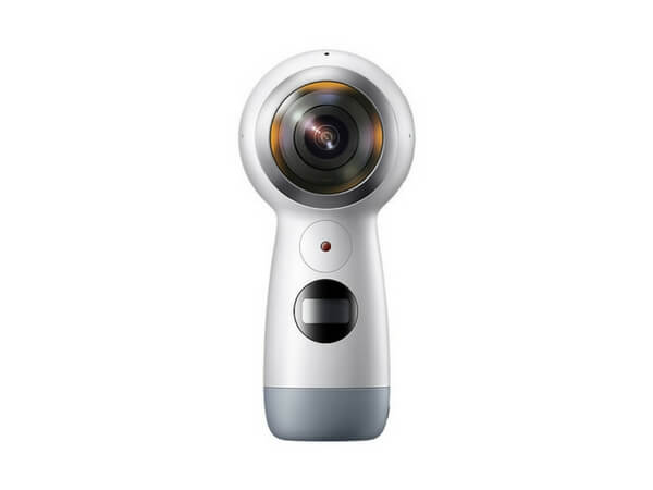 samsung gear 360 front view